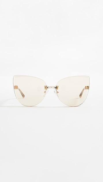 No. 21 Cateye Sunglasses