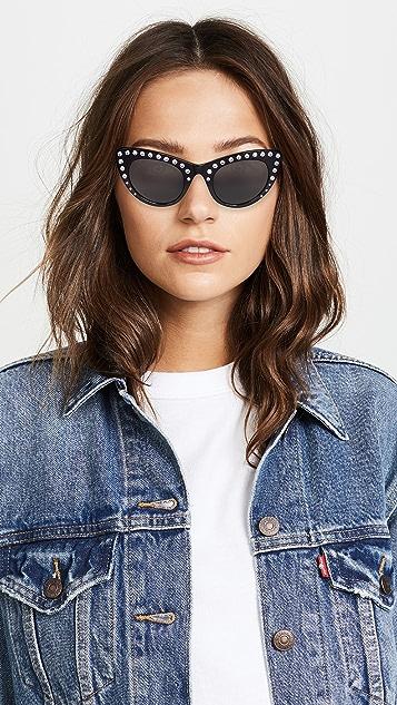 No. 21 Cat Eye Sunglasses