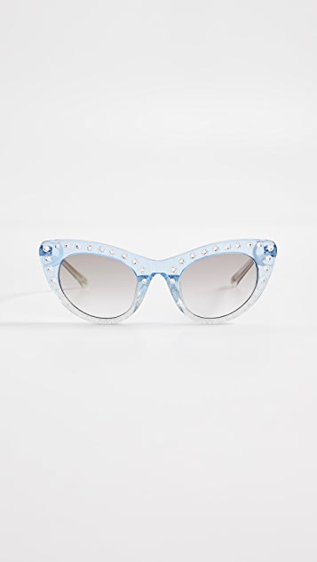 No. 21 Cat Eye Sunglasses