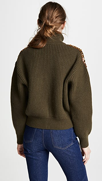No. 21 Knit Jacket