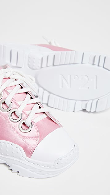 No. 21 Running Billy Sneakers