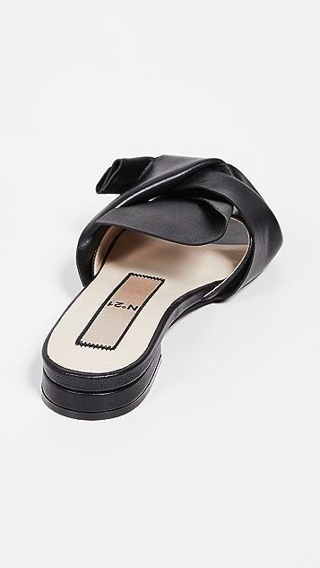 No. 21 Knot Sandal Slides