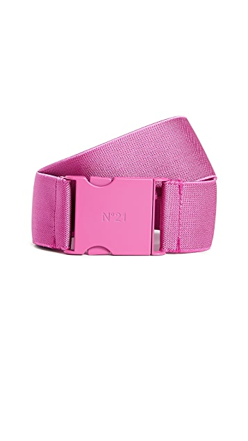 No. 21 Elastic Buckle Belt