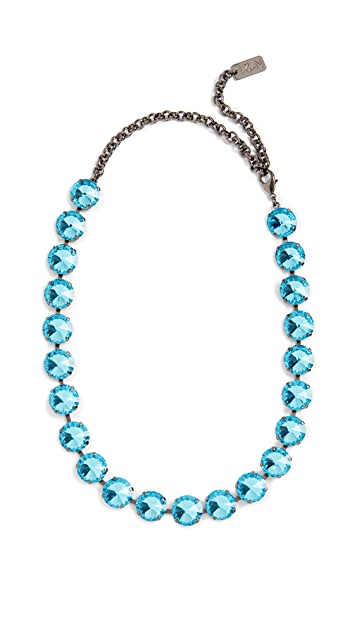 No. 21 Strass Necklace