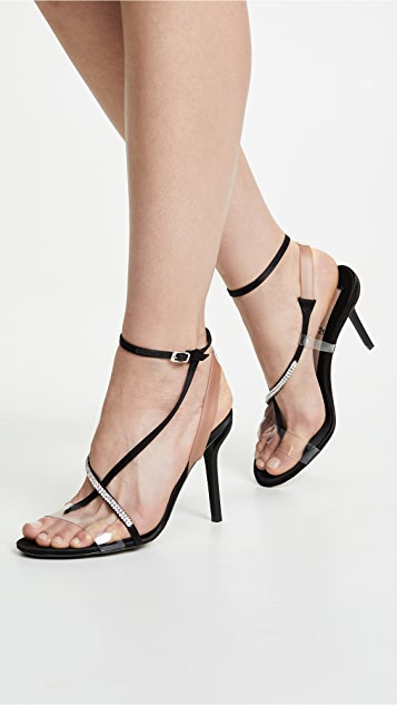 No. 21 Ankle Straps Sandals