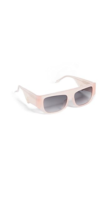No. 21 Sporty Square Sunglasses