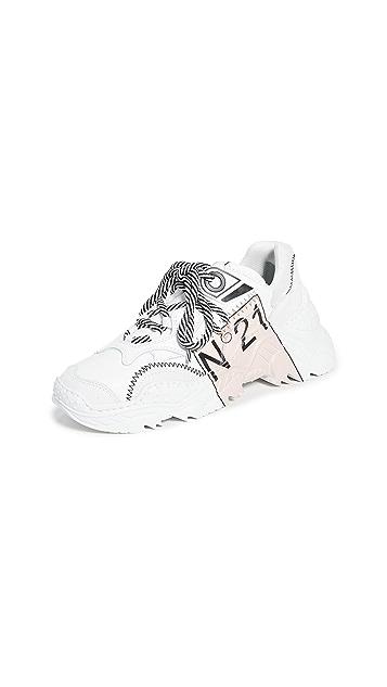 No. 21 Logo Running Sneakers