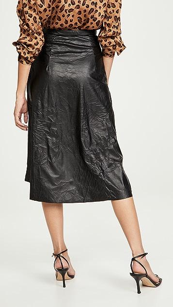 No. 21 Crinkle Skirt
