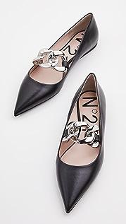 No. 21 链条芭蕾舞平底鞋