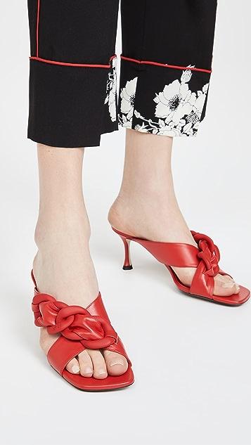 No. 21 Mule Sandals