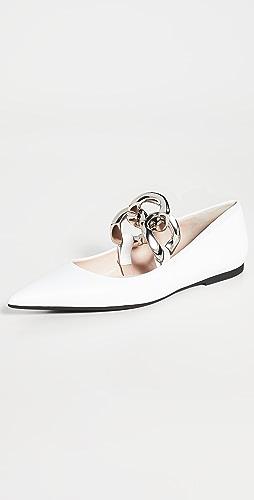No. 21 - 芭蕾舞平底鞋