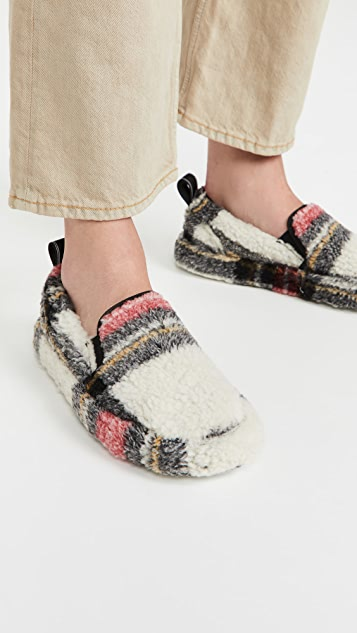 No. 21 Slipper Loafers