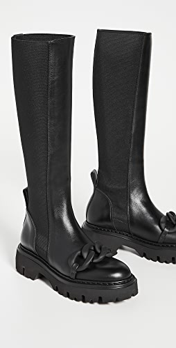 No. 21 - Tall Chain Boots