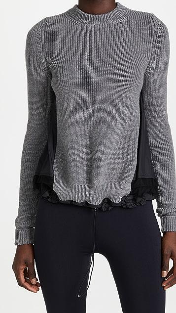 No. 21 Crewneck Sweater