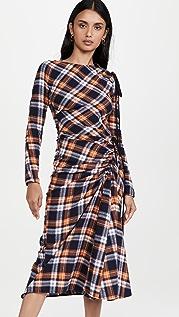 No. 21 Plaid Dress