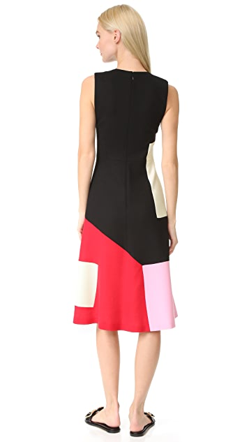 Novis Sleeveless A-Line Dress