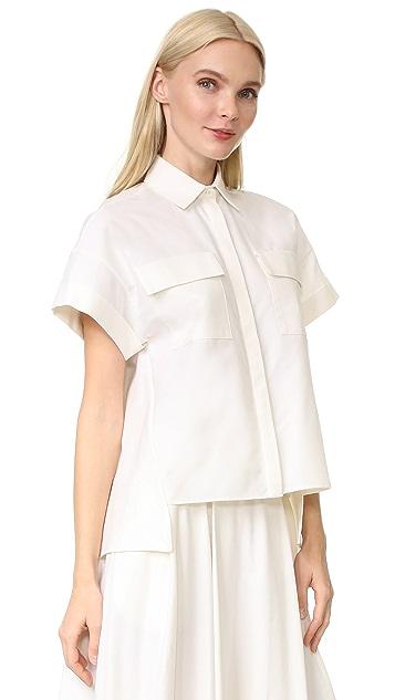 Novis Short Sleeve Blouse
