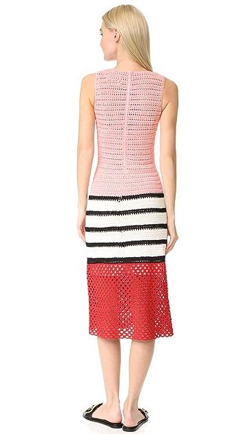 Novis Hand Crochet Dress