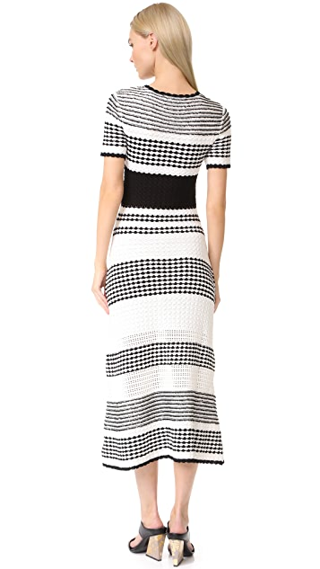Novis Bennington Short Sleeve Dress