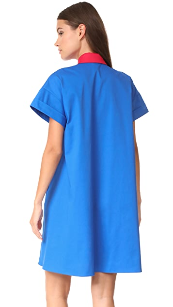 Novis The Stevens Drop Shoulder Shirtdress