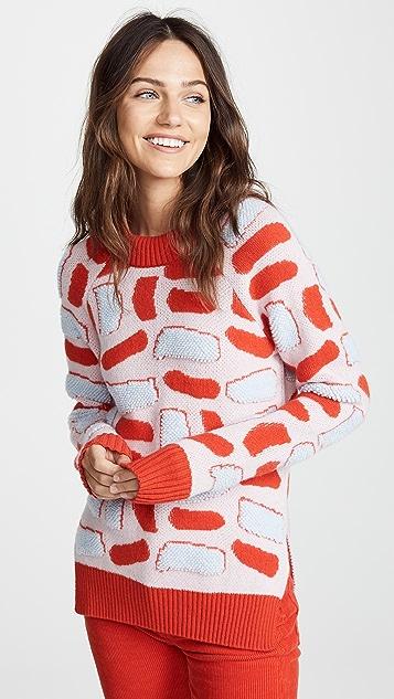 Novis Barnsley Jacquard Sweater