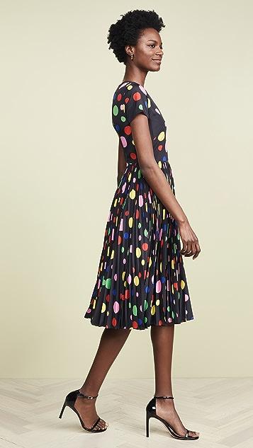 Novis Junpier Sunburst Dress