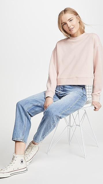 Ninety Percent Cropped Sweatshirt