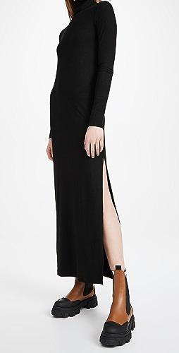 Ninety Percent - 罗纹长连衣裙