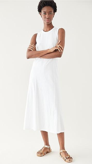 Ninety Percent Panelled Maxi Dress