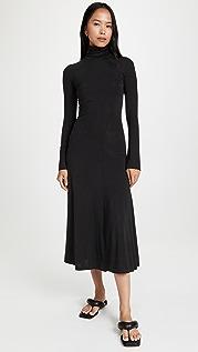Ninety Percent Stretch Tencel Dress