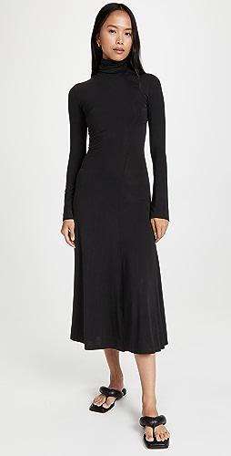 Ninety Percent - 弹性天丝纤维连衣裙