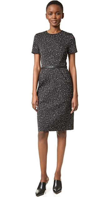 Narciso Rodriguez Cotton Jacquard Dress