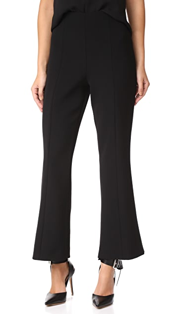 Narciso Rodriguez Barathea Trousers