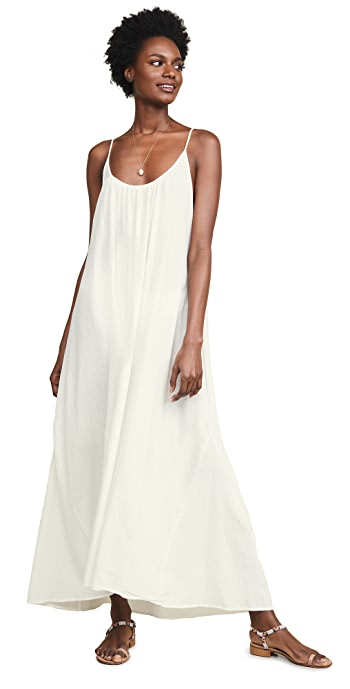 9seed Tulum Cover Up - White