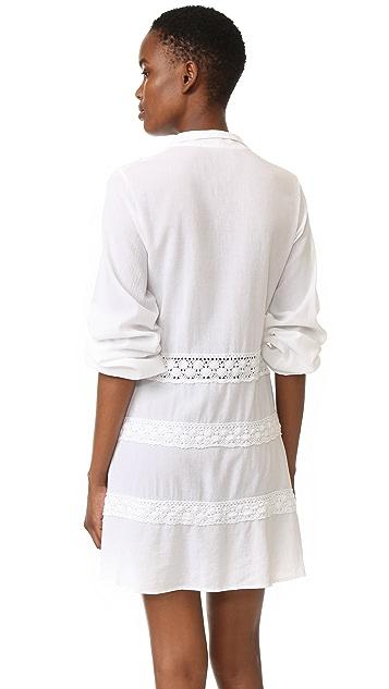 9seed Madrid Mini Cover Up Dress