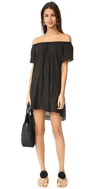9seed Hanalei Off the Shoulder Dress