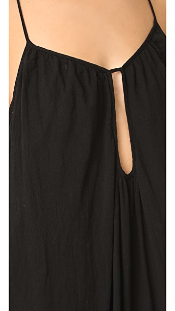 9seed Positano Keyhole Maxi Dress
