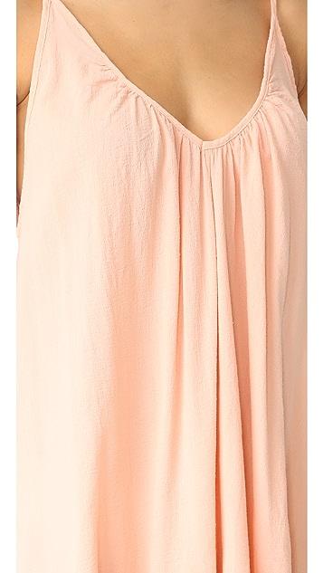 9seed St Tropez Ruffle Mini Dress