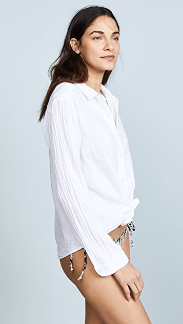 9seed Windward Cover Up Shirt