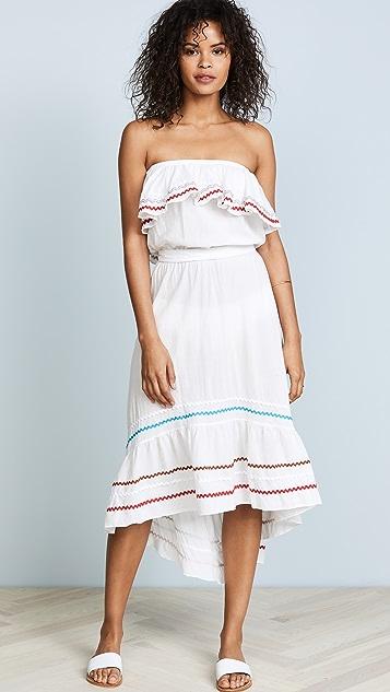 9seed Todos Santos Off Shoulder Dress