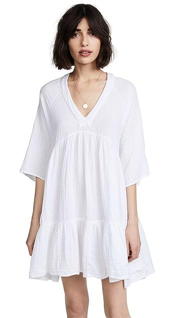 9seed Marbella Ruffle Dress