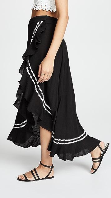 9seed Solana Skirt
