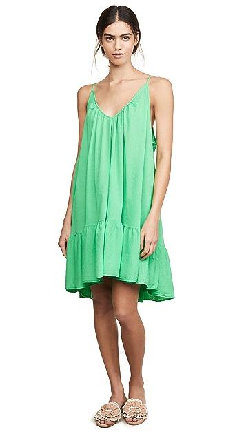 9seed Мини-платье с оборками St Tropez