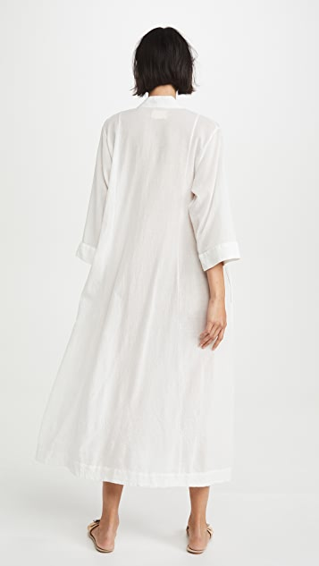 9seed Angel 中长罩衫