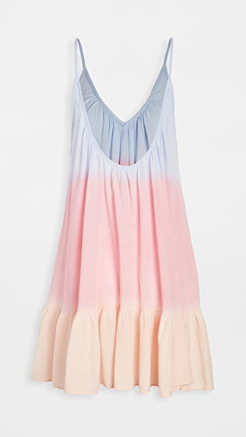 9seed St Tropez 连衣裙
