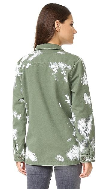 NSF Hunter Army Jacket