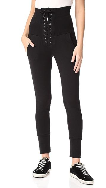 NSF Maren Trousers - Black