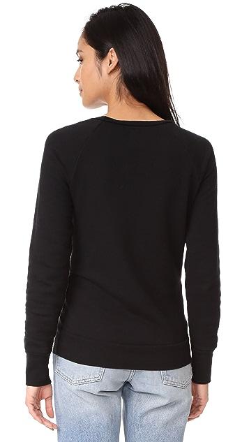 NSF Trinity Corset Sweatshirt
