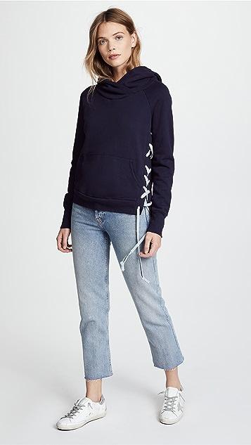 NSF Enzo Side Lace Sweatshirt