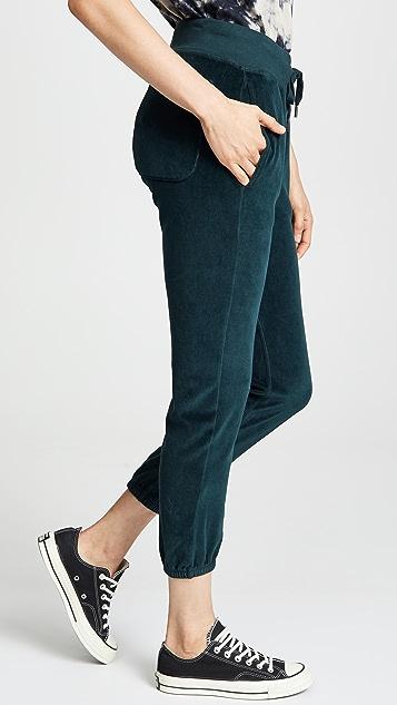 NSF Бархатные брюки Sayde